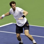 Andy Murray - The Scottish tennis star enjoyed his most successful year to date in 2012 winning his first Grand Slam in New York, gold at London 2012 and reaching the final of Wimbledon. Photo by fred053, Wiki Commons