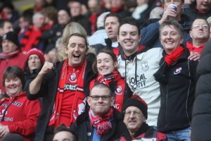 AFC Bournemouth fans