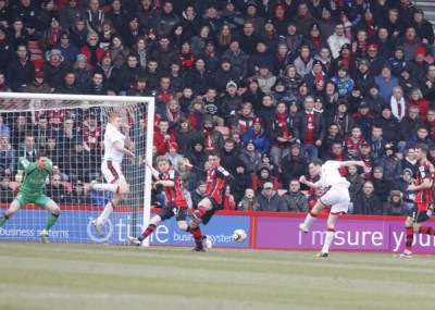 Blades score against AFC Bournemouth