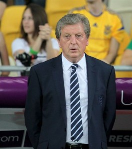 England manager Roy Hodgson, who will select 23 players to represent the country at the World Cup.