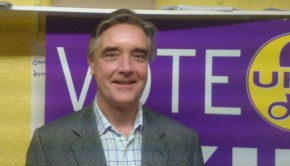 UKIP parliamentary candidate for Poole, David Young