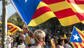 """""""Catalan National Day"""" by Ivan McClellan - Licensed under Creative Commons Attribution 2.0 via Wikimedia Commons"""
