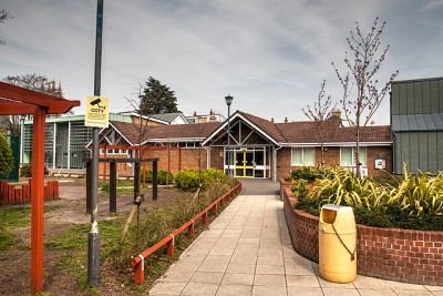 St Michaels Primary School Photo: Mike Searle