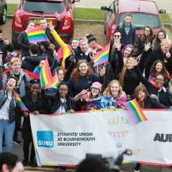 """Amazing"" student event celebrates Bournemouth's gay community"