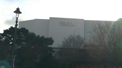 Still picture of the Odeon Cinema