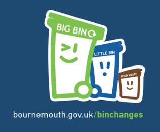An image of the Bournemouth bins logo