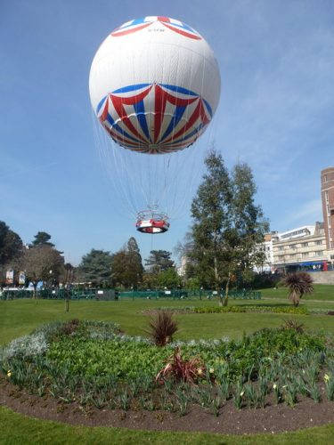 Still photo of Bournemouth balloon