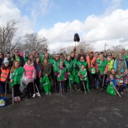 Branksome gets a spring clean thanks to volunteers