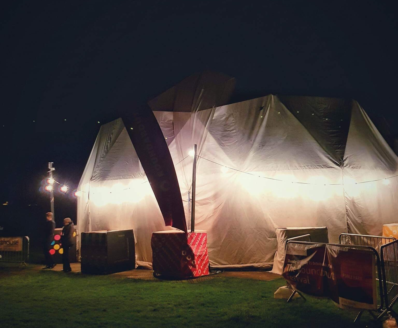 Roundabout Tent