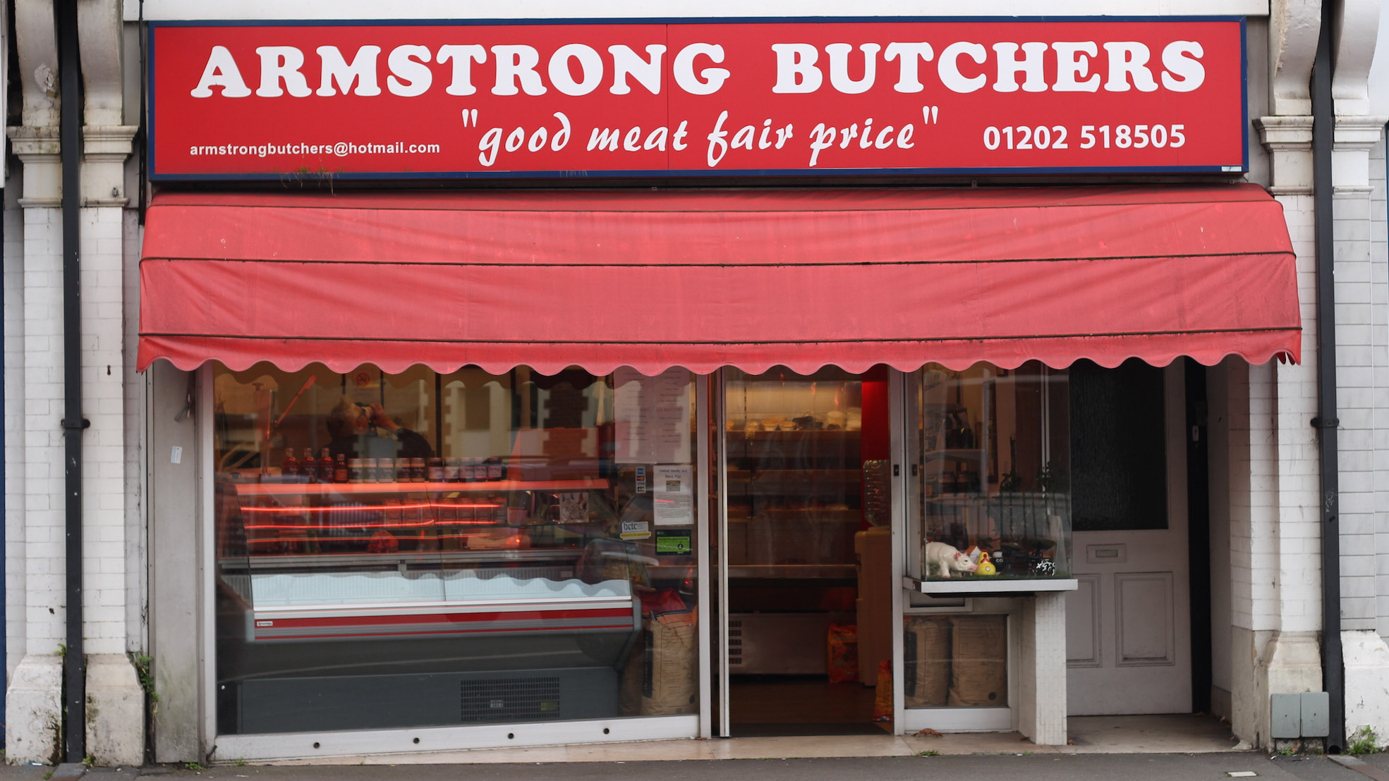 armstrong butchers