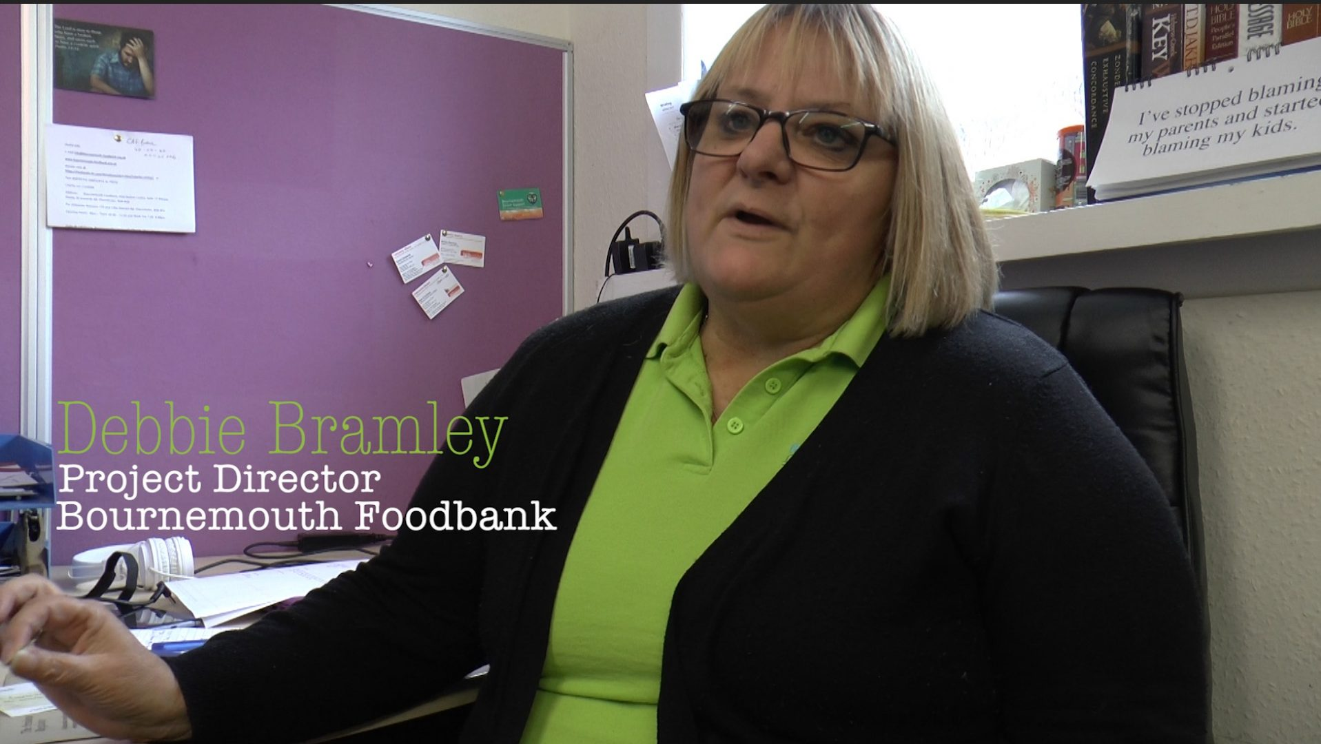 "Bournemouth Foodbank ""concerned"" about Universal Credit"