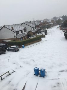 Why Bournemouth rarely sees snow