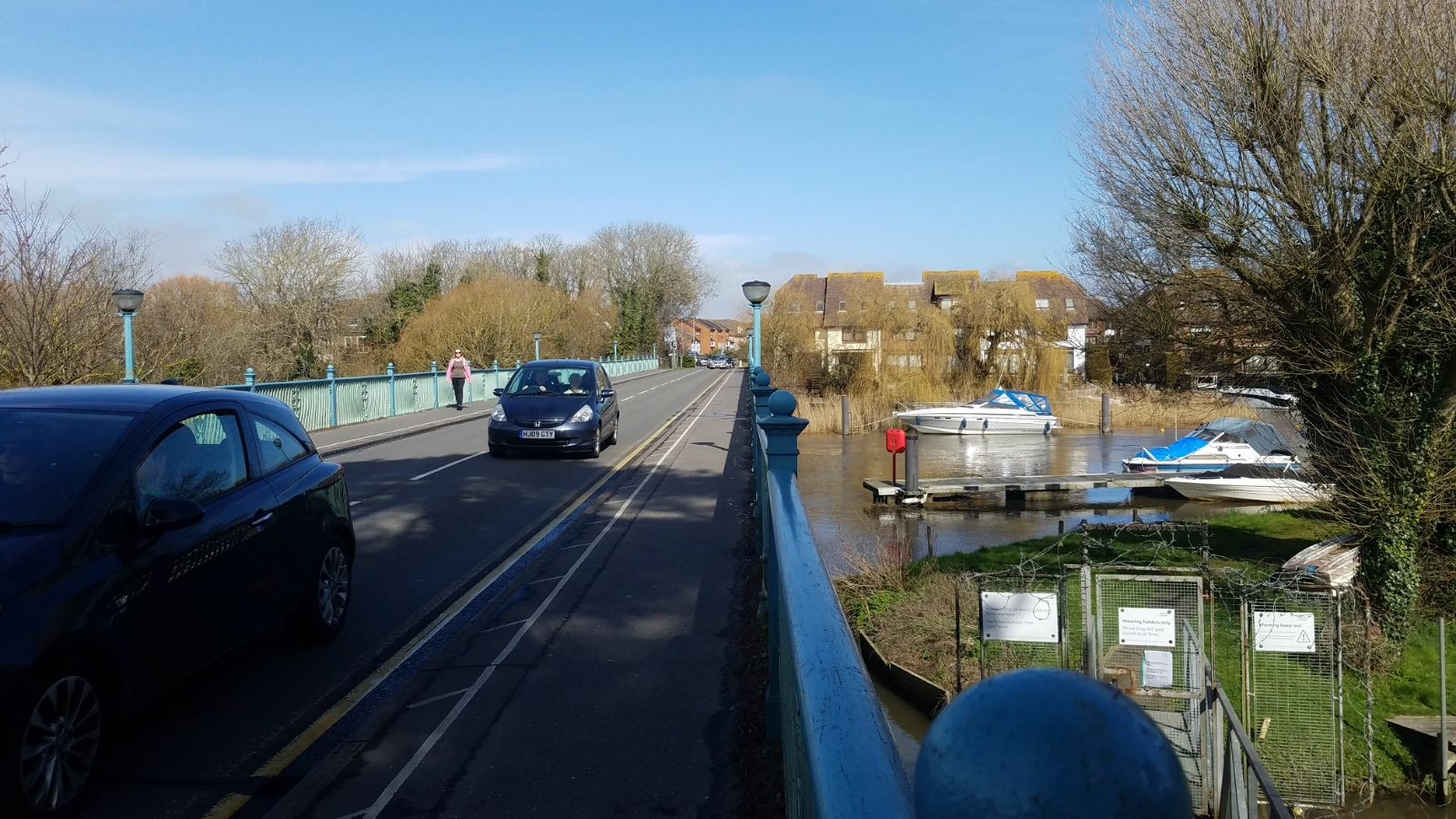 Tuckton Bridge to be closed cause concern