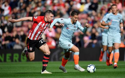 Blues' unbeaten start continues at Southampton
