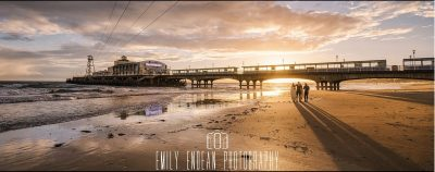 Award nominated landscape photographer to show next exhibition in Bournemouth