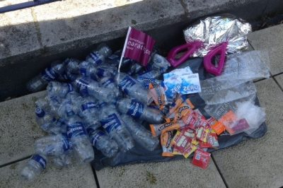 Bournemouth marathon organisers criticised for plastic pollution