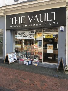 A picture of The Vault store in Bournemouth