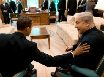 Obama with Netanyahu