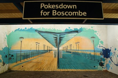 Pokesdown for Boscombe