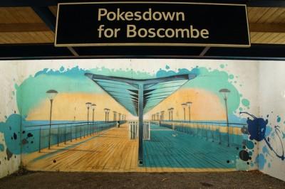 Pokesdown for Boscombe