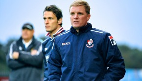 Eddie Howe on David james