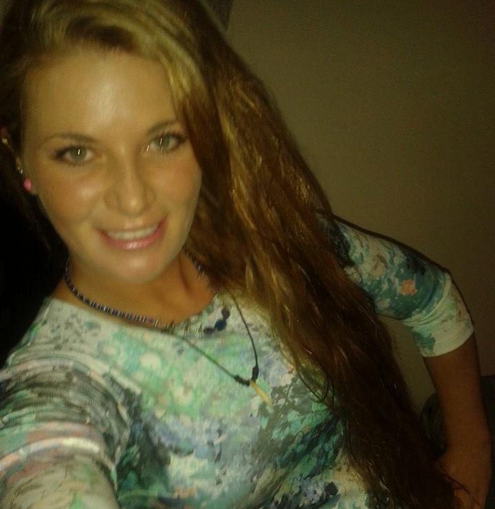 Natalie selfie