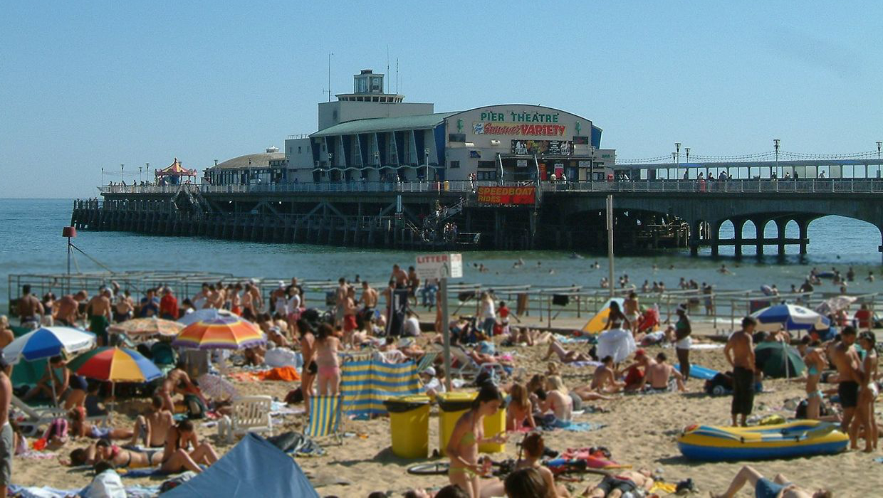 Bournemouth tourism picture