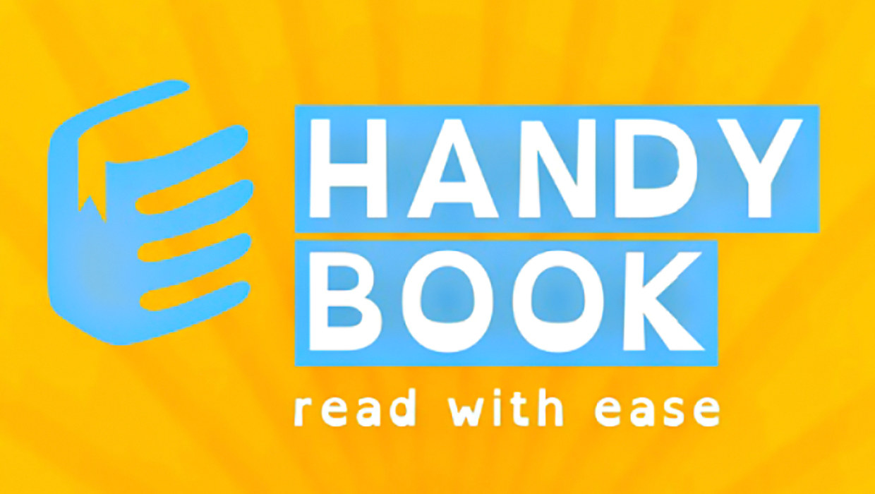 Image of HandyBook app for dyslexia