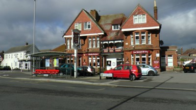 The Seaview pub in Parkstone, which is set to become a Co-op supermarket.