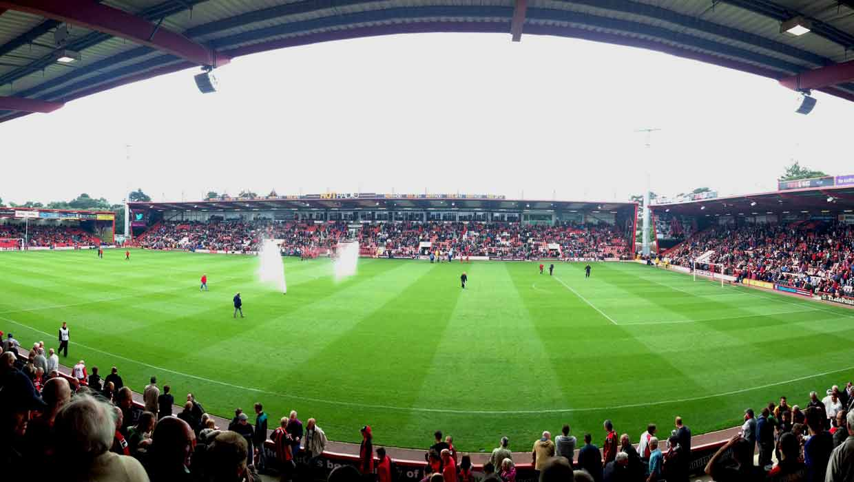 AFC Bournemouth stadium