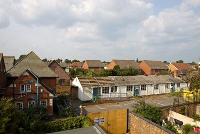 Photo of the old Bournemouth Centre for Community Arts building