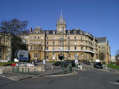 A photograph of Bournemouth Town Hall