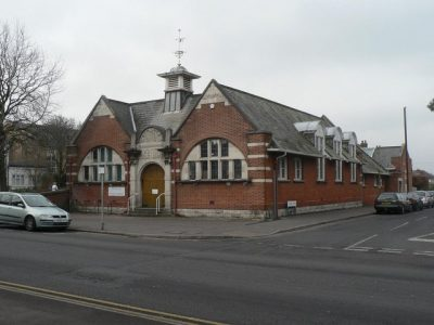 Photo of Winton Library in Bournemouth