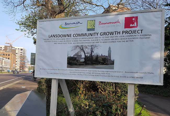 Lansdowne Community Growth Project