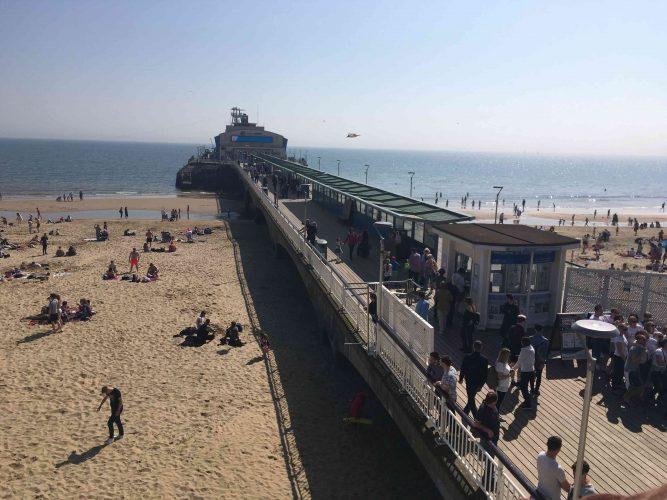 Still photo of Bournemouth Pier