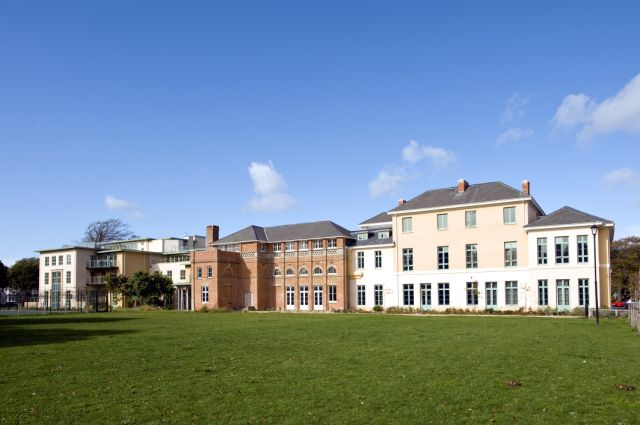 A photograph of Shelley Manor