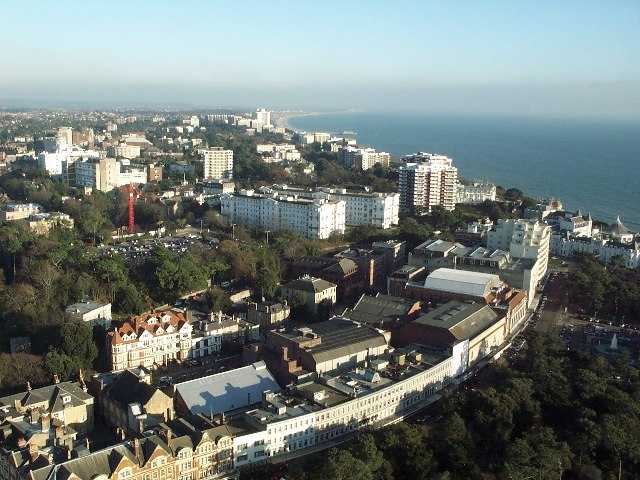Still photo of bournemouth town