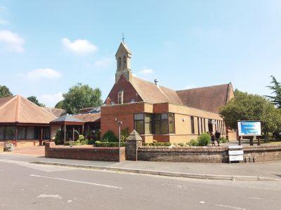 Photo of St. John's Church, Wimborne
