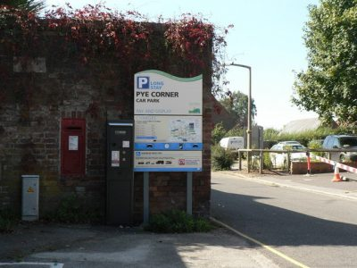 Photo of Wimborne Car Park
