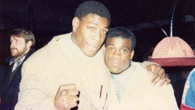 frank bruno and errol christie