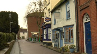 Photo of small businesses in Wimborne