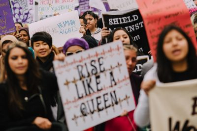 What's happening for international women's day?
