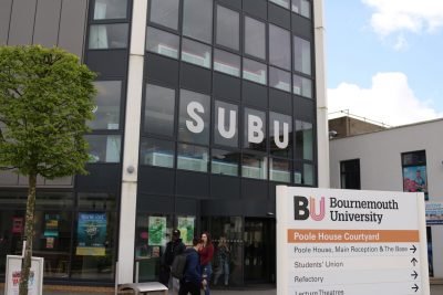 Photo of Bournemouth University Student Union