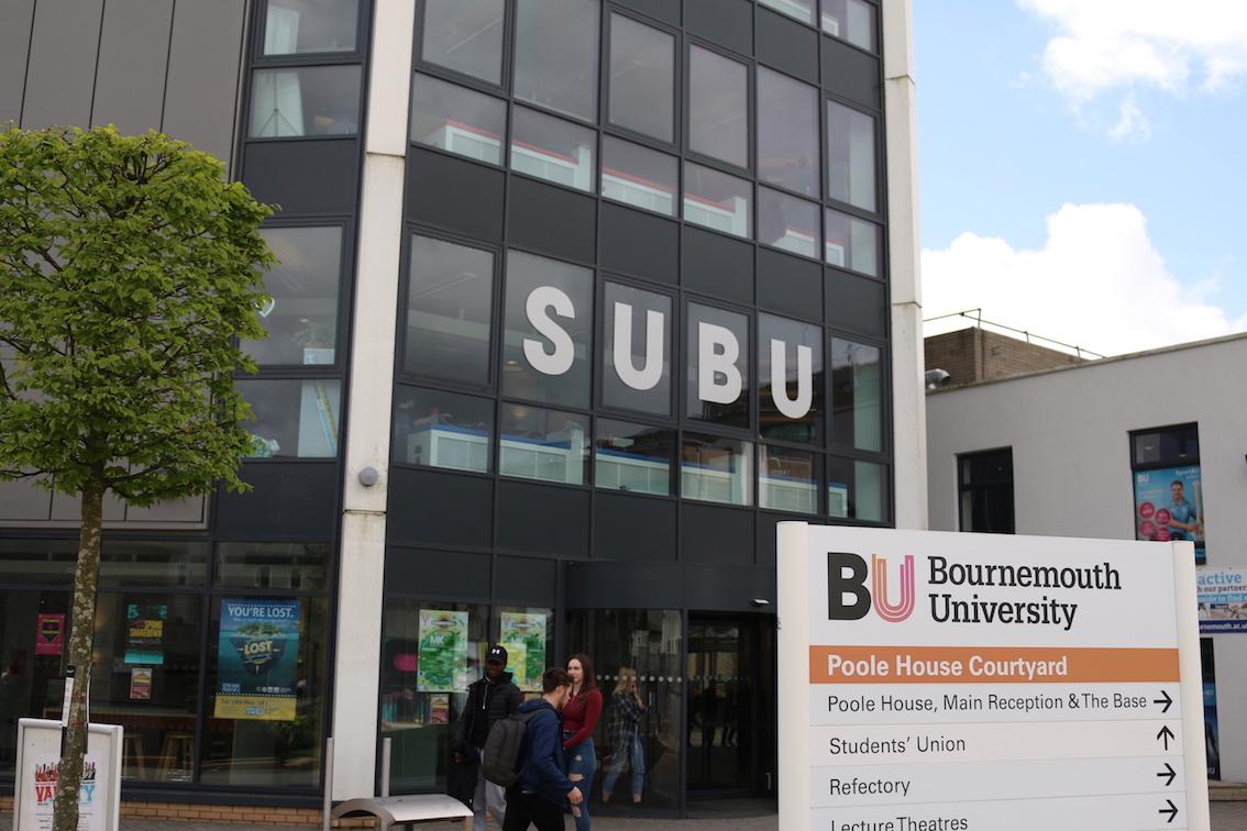 Photo of Bournemouth University Student Union