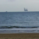 oil rig poole bay