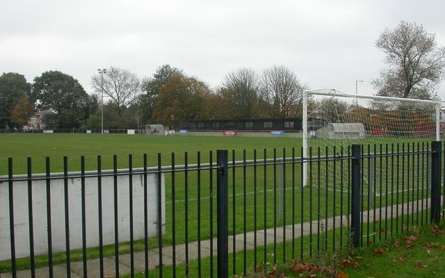Poole's training ground
