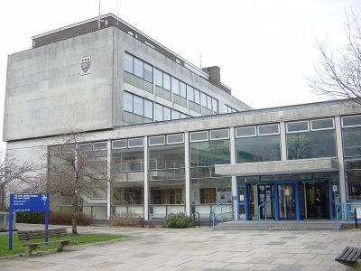 Poole Magistrates' Court, in Poole