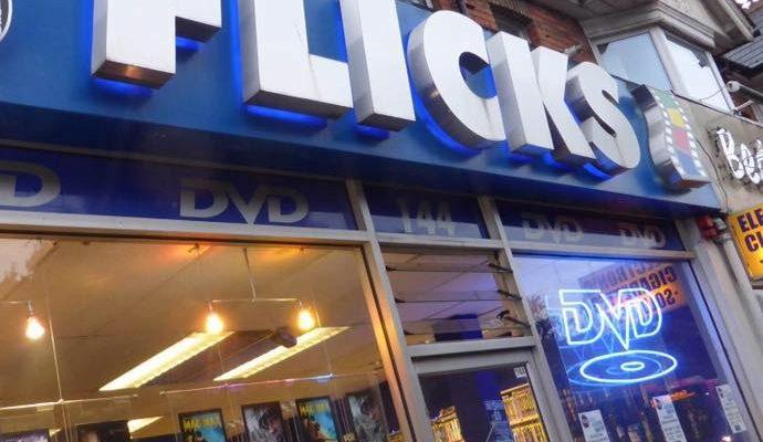 Flicks store