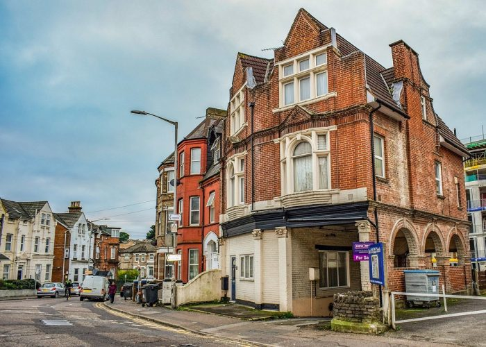 Picture of houses in Bournemouth