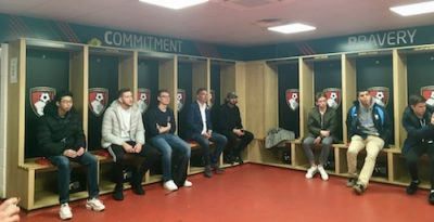Stadium Tour at AFC Bournemouth